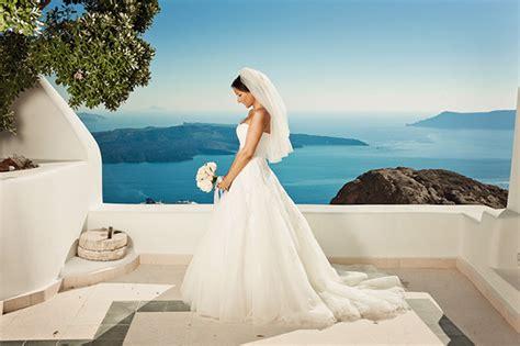 Swanky Destination Wedding In Greece