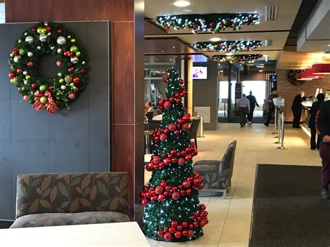 christmas decoration visual corporate decorations t c visual displays sydney
