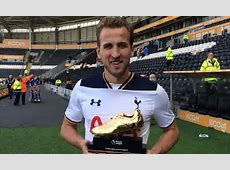 Tottenham star Harry Kane wins Premier League Golden Boot