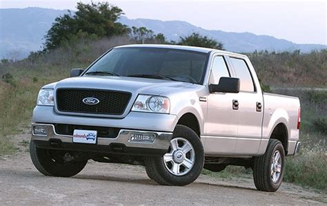 Maintenance Schedule For 2005 Ford F-150