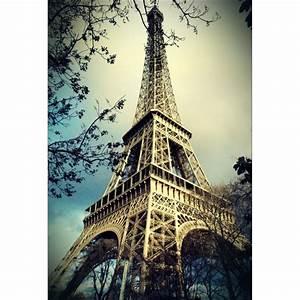 Tour Eiffel Deco : stickers muraux d co tour eiffel art d co stickers ~ Teatrodelosmanantiales.com Idées de Décoration