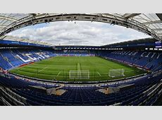 Plans Drawn Up for Leicester's King Power Stadium