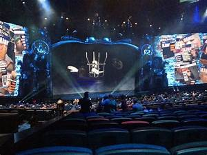 Cirque Du Soleil O Seating Chart Section 202 Row Mm Yelp