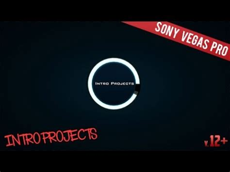 Sony Vegas Free Project Templates by Free Projects Sony Vegas Pro Revolution Template