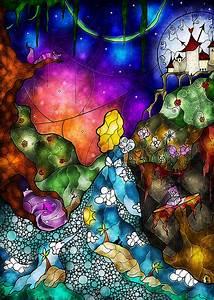 Alice's Wonderland Digital Art by Mandie Manzano