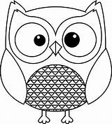 Coloring Animal Crazy Pages Owl Cute Basic Printable Getcolorings sketch template