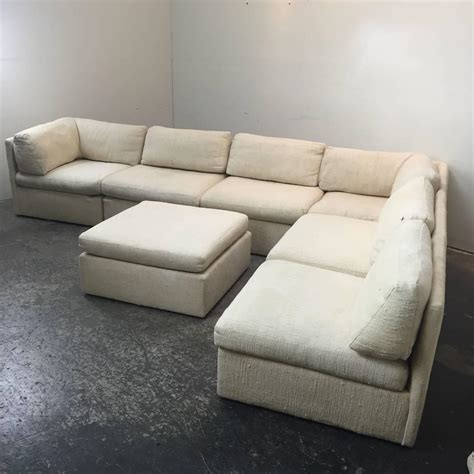 Thayer Coggin Sofa Sectional by Sectional Sofa By Milo Baughman For Thayer Coggin At 1stdibs