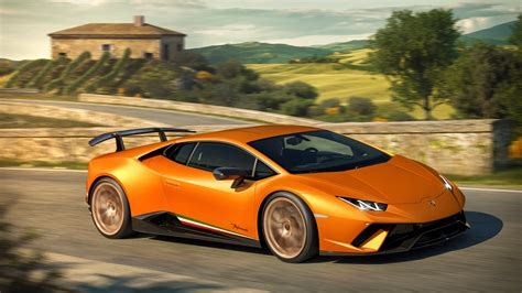 2017 Lamborghini Huracan Performante 2 Wallpaper