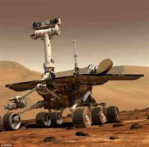 Did life on Mars exist at the SAME time as it formed on ...