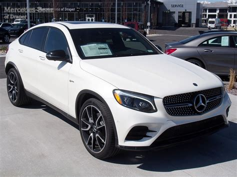 New 2018 Mercedes-benz Glc Coupe Amg® Glc 43 4matic® Coupe