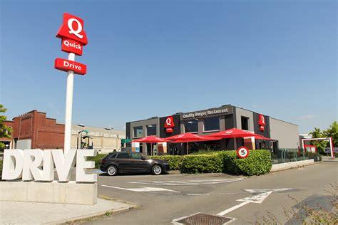 Quick Wilrijk (Belgium) | This Quick restaurant with Drive ...