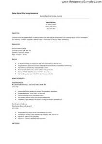 best resume for recent college graduate new graduate nurse resume sle writing resume sle writing resume sle