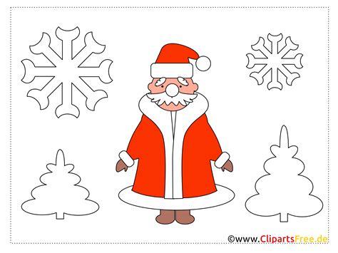 kostenlose applikationsvorlage santa weihnachtsmann zu