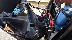 Aprilia Wiring Headlights And Turn Signals