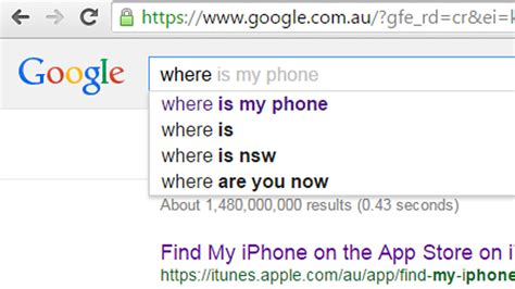 how to find a lost phone gizmodo australia