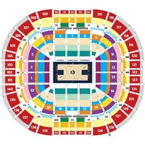 Utah Jazz Arena Seating Chart