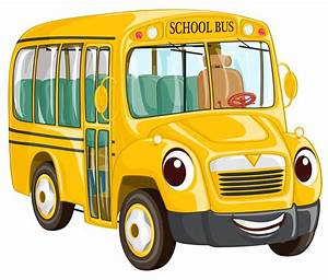 School Bus Clip Art Pictures to Pin on Pinterest - PinsDaddy