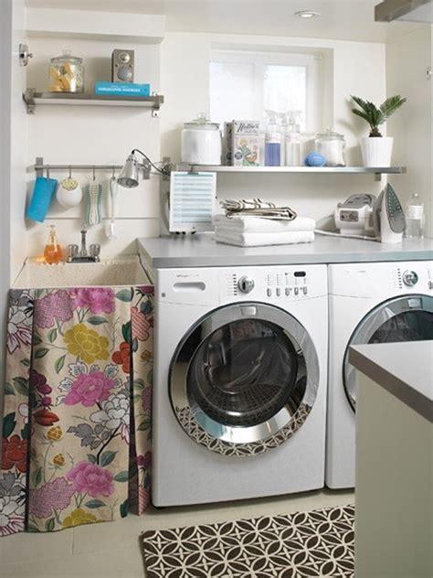blue laundry room ideas