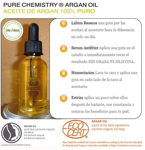 Como usar aceite de Argán /Argan Oil Para Frizz Labios