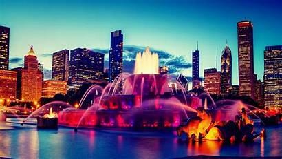 Chicago Wallpapers Skyline Screen Pixelstalk