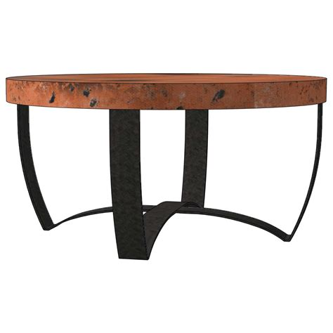 round coffee table base round strap coffee table base only round iron coffee