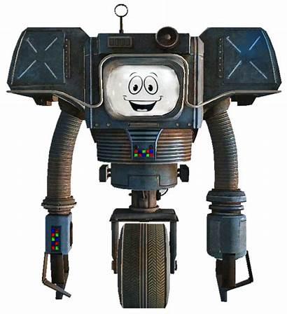 Yes Fallout Robots Vegas Robot Games Securitron