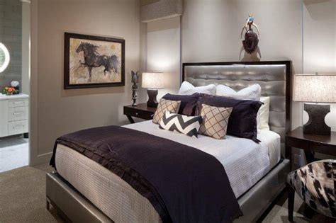 modern guest bedroom holiday guests think about your bedding supplies doug 12584 | Contemporary custom residence Guest Bedroom