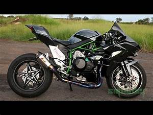 Kawasaki H2r Performance 2015 Kawasaki Ninja H2r Motorcycle Review