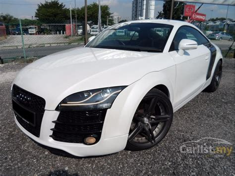 Audi Tt 2008 Tfsi 20 In Selangor Automatic Coupe White