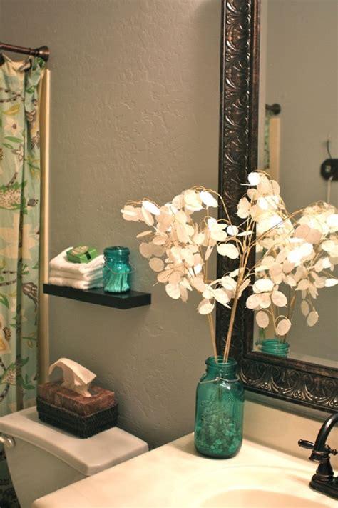 diy practical  decorative bathroom ideas