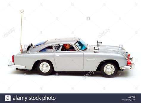 James Bond Vintage Toy Car From Movie Thunderball Aston