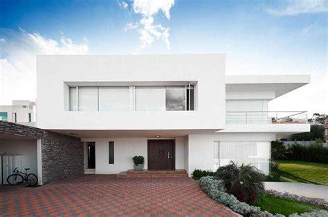Moderne Häuser Im Bauhausstil by Wohnbau