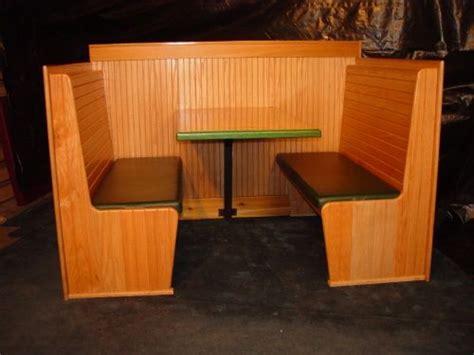Amc Restaurant Booths, Tables