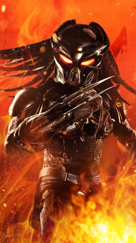 If you're looking for the best predator wallpaper then wallpapertag is the place to be. The Predator (2018) Phone Wallpaper in 2020 | Predator movie, Predator art, Predator alien