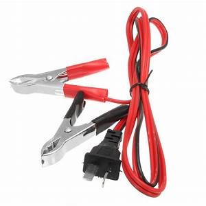 12v 1 2m Generator D C  Charging Cord Cable Wire For Honda