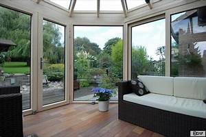 Comment Isoler Sol Pour Vérandas : veranda un atout chauffage ~ Premium-room.com Idées de Décoration