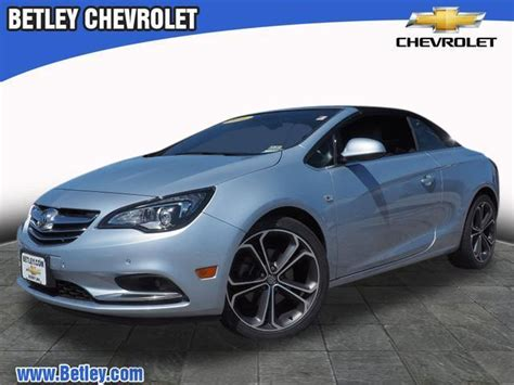 Certified Pre Owned Buick by Certified Pre Owned 2016 Buick Cascada Premium Premium 2dr