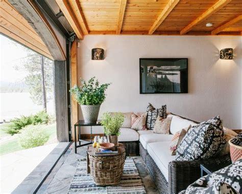 Indoor Outdoor Rooms Home Design Ideas, Pictures, Remodel