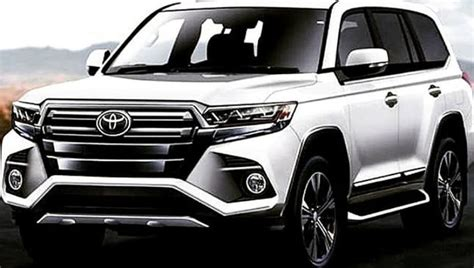 toyota land cruiser   completely revealed