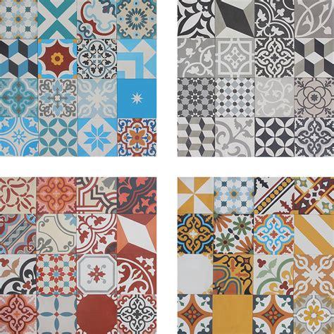 Decorative Ideas For Kitchen - top 15 patchwork tile backsplash designs for kitchen