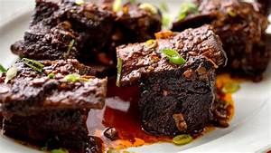 Pressure Cooker Beef Short Ribs With Red Wine And Chile