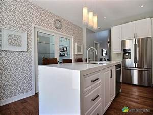 105 best cuisine de reve images on pinterest dream With kitchen colors with white cabinets with casier rangement papier