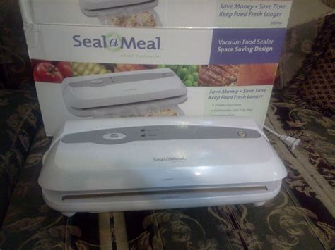 Seal-A-Meal Vacuum Food Saver