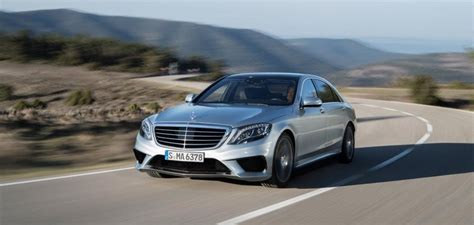 Mercedes S63 Amg Specs by 2014 Mercedes S63 Amg 4matic Features And Specs