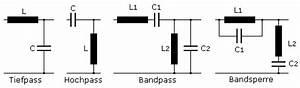 Bandpass Gehäuse Berechnen : passive elektrische filterschaltungen mit ~ Themetempest.com Abrechnung