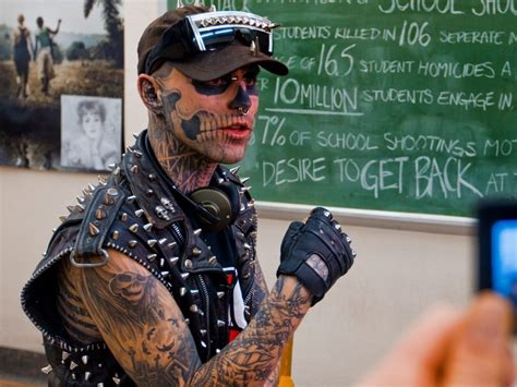 canadian model zombie boy featured  lady gaga video dies canoe
