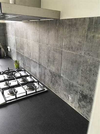Backsplash Waterproof Kitchenwalls Keuken Behangfabriek Afkomstig