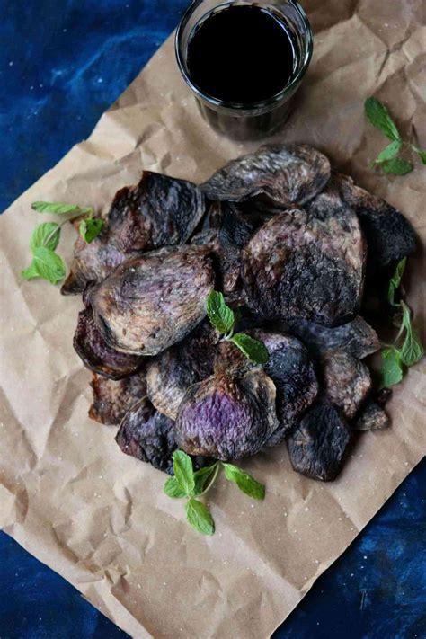 air yam chips fryer purple