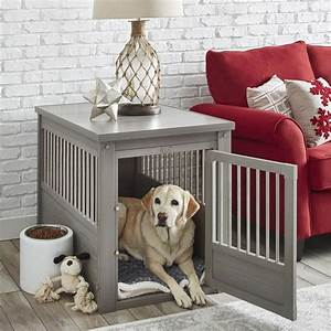 best 25 dog crate furniture ideas on pinterest puppy With best dog crate furniture