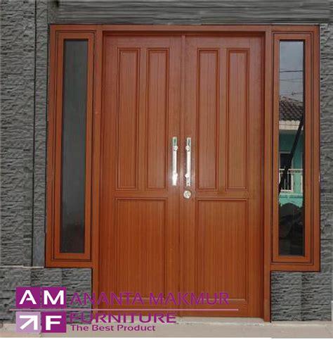 model pintu garasi minimalis  kayu furniturumah